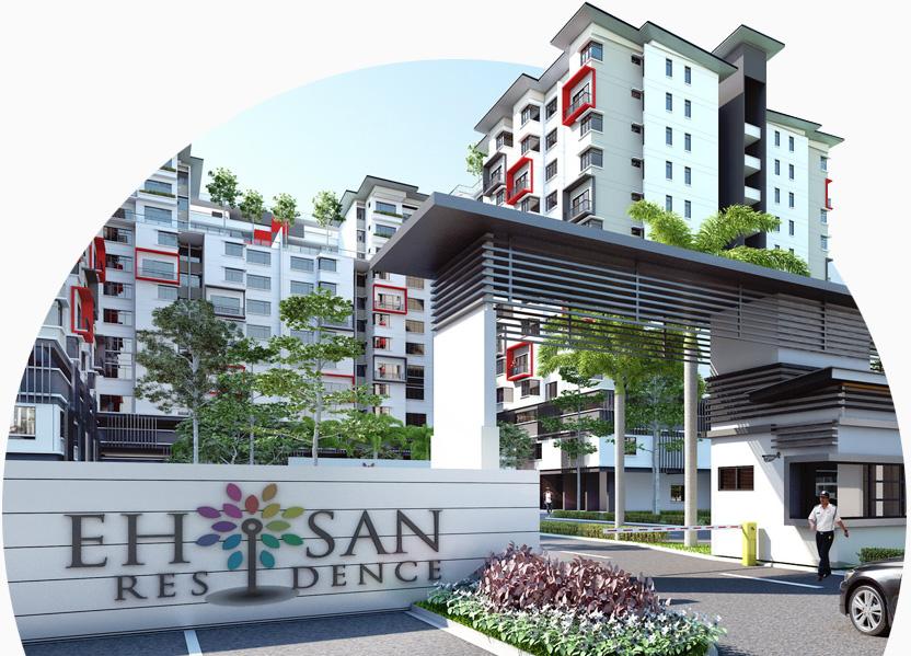 Ehsan Residence @ Sepang